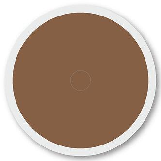 147 Hud mörk sticker (klistermärke till Freestyle Libre sensor)