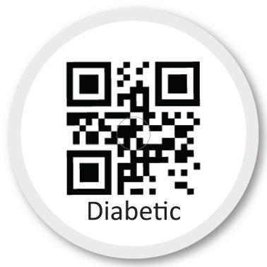324 QR Diabetic