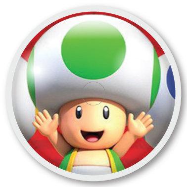 212 Super Mario little bighead