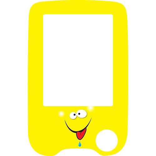 507 Crazy yellow