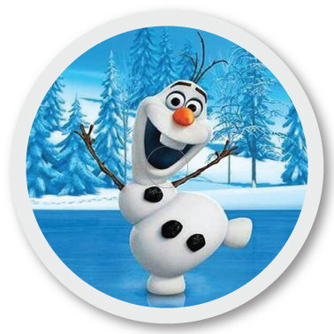 268 Snowman