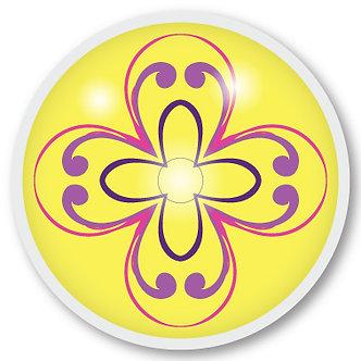 102 Yellow pattern