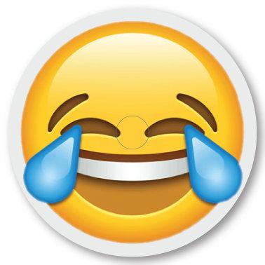 205 Emoji Laugh