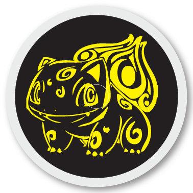 138 Tattoo Animal sticker (klistermärke till Freestyle Libre sensor)