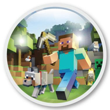 207 Minecraft walk