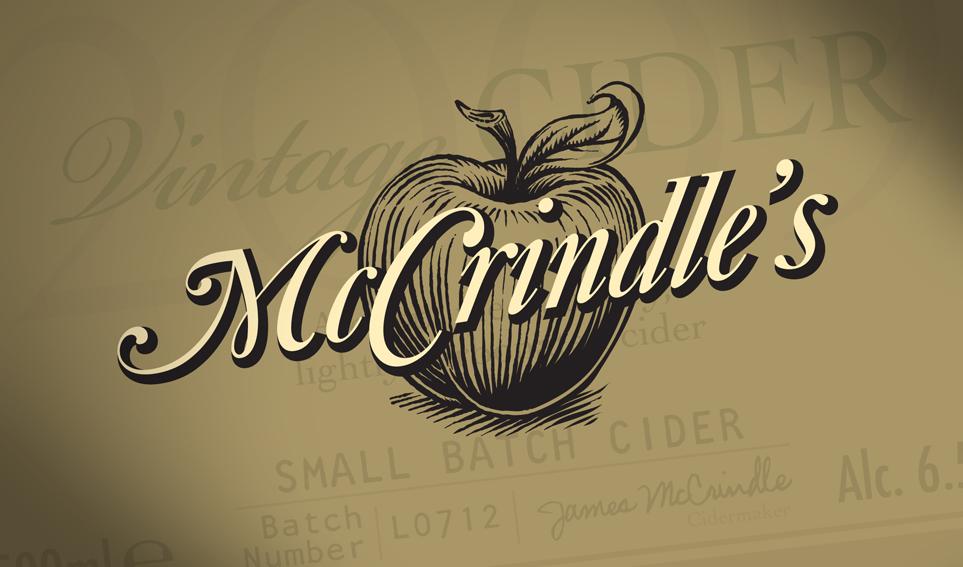 McCrindles Cider