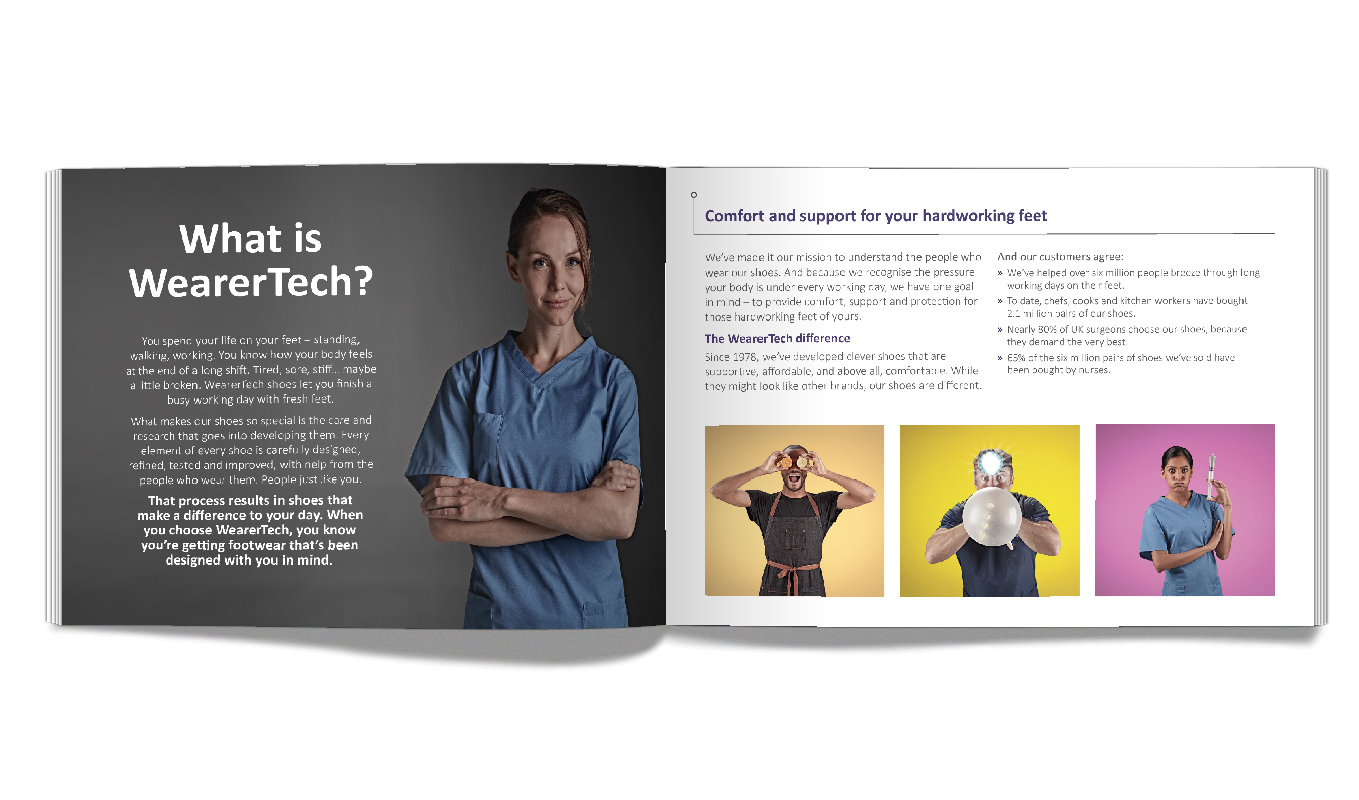 WearerTech Brochure