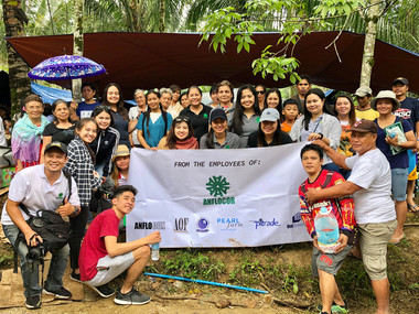 ANFLOCOR extends support to Makilala earthquake victims