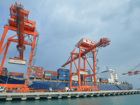 Davao container terminal expansion to double capacity