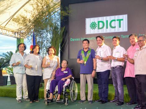 Davao becomes port logistics leader
