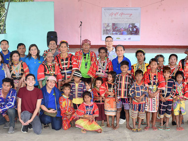 Giving Back to the Matigsalug Community