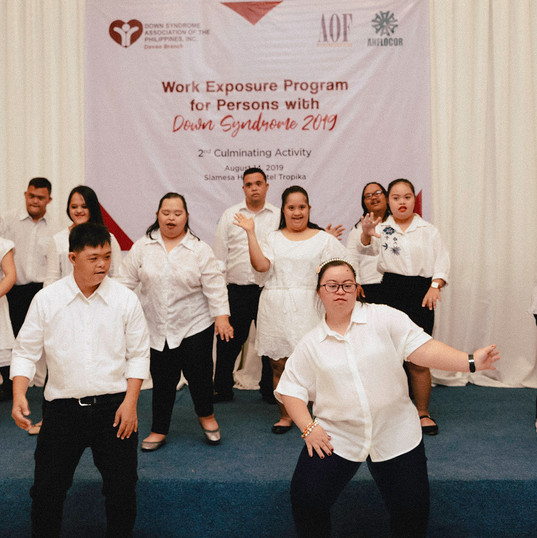 Work Exposure Program for Persons with Down Syndrome