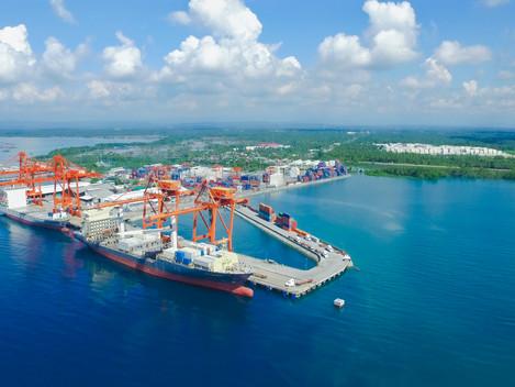 Navis system boosts Davao port operations