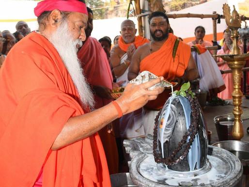 Appaji's Speech on Ati Rudra Yaga