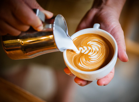 What is the best milk for coffee?