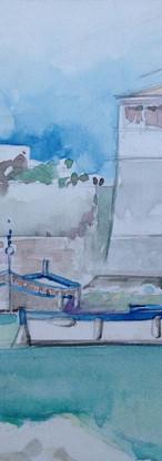 Port de Niolon . Marseille