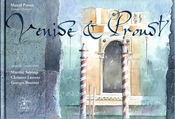 """Livre """"Venise et Proust """""""