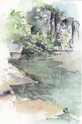 Gorges de Labaume
