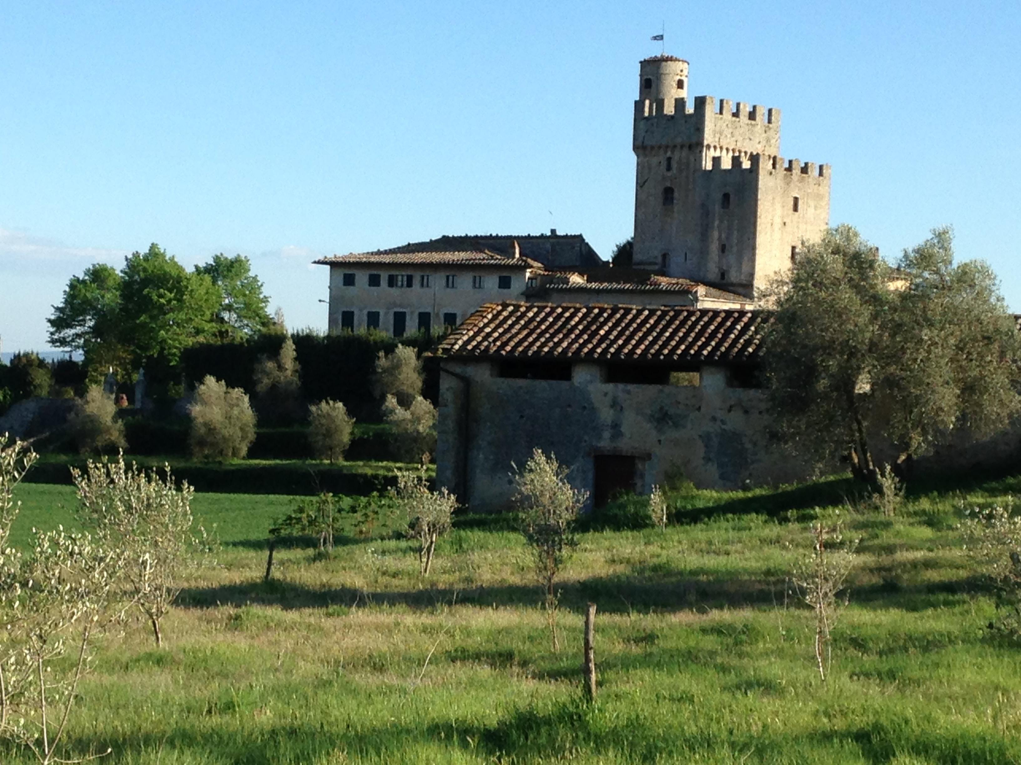 Ferme Toscane
