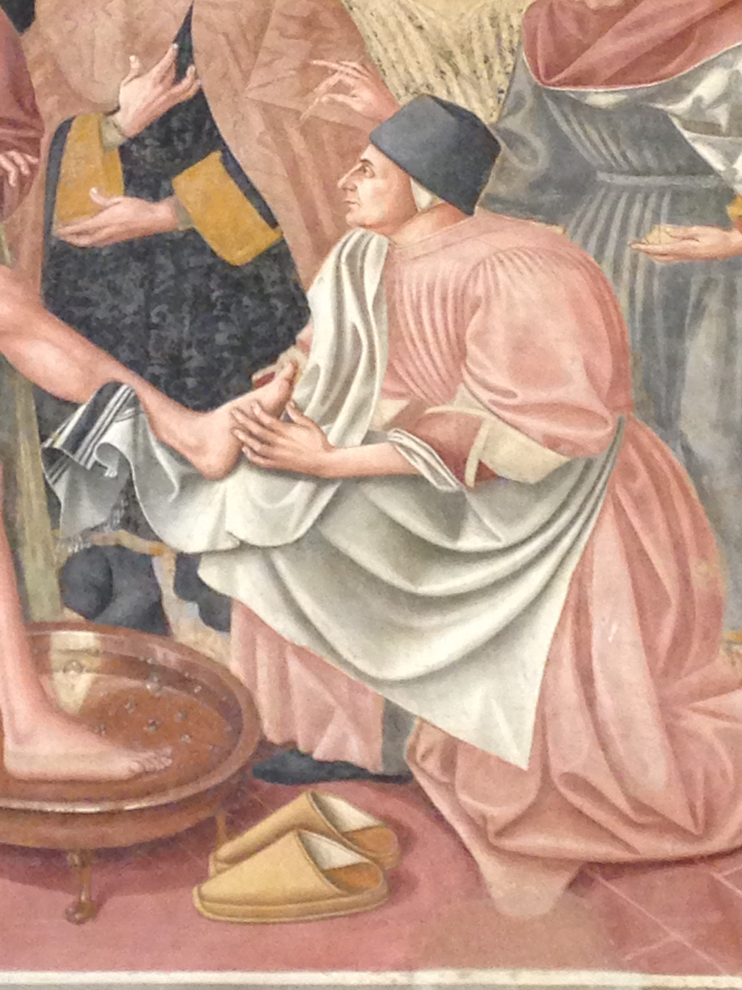 Fresque Sienne