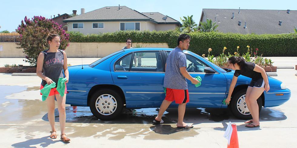 ANNUAL COMMUNITY CAR WASH