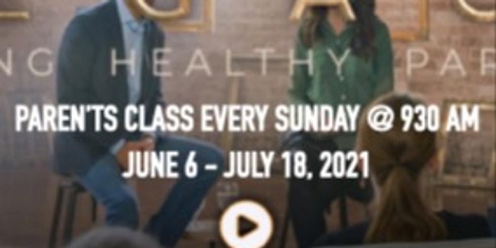 LEGACY 7-Week Parent's Class