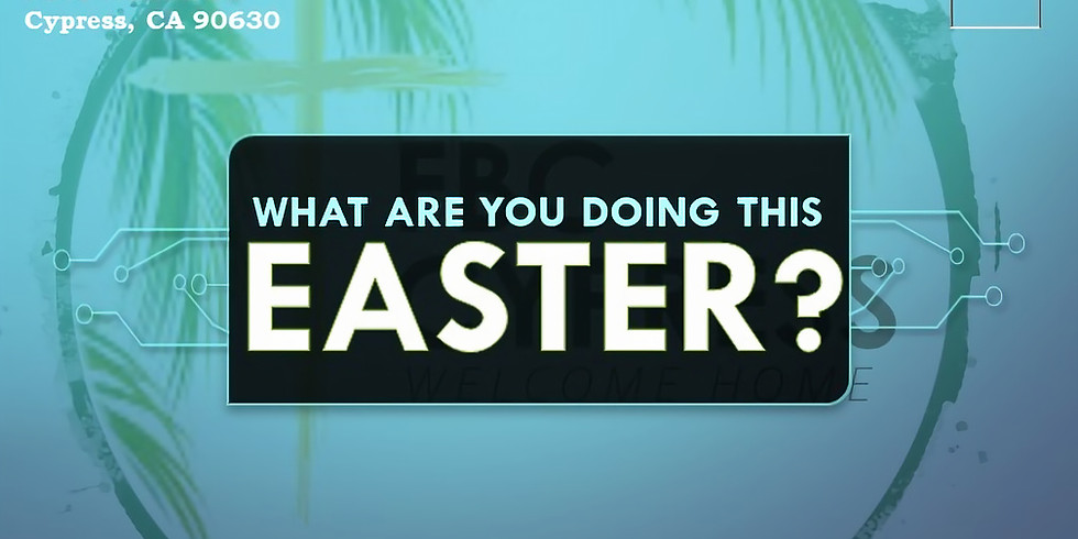 Easter Service & Community Picnic