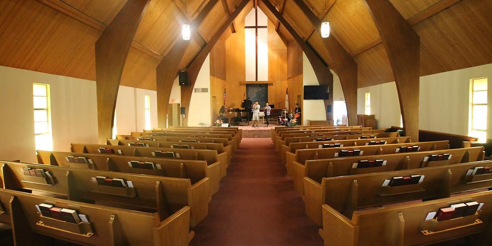 Welcome Back Church