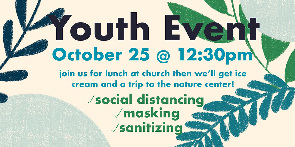 Youth Social Event