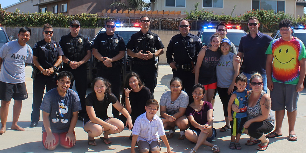 YOUTH ON MISSION (Orange County)