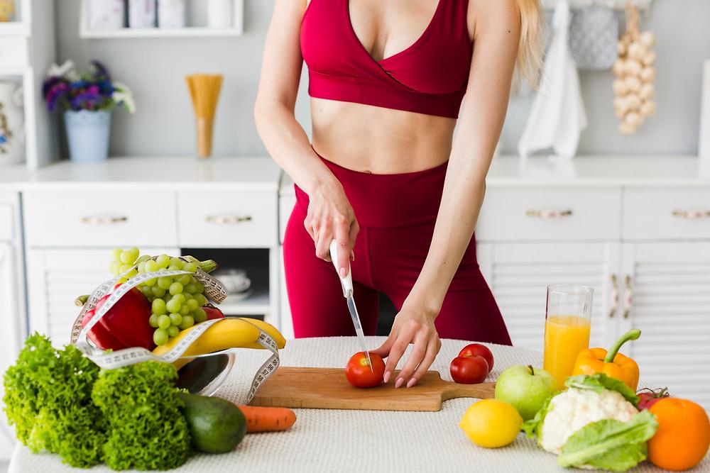 Importancia de una buena alimentación