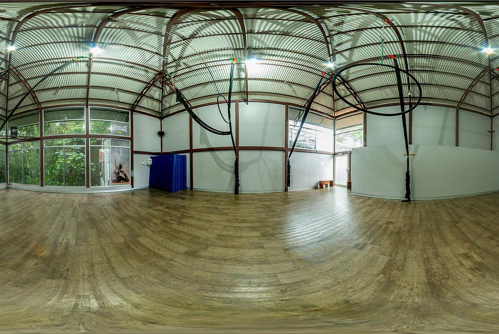 Nueva y mejorada sala de yoga en World Gym
