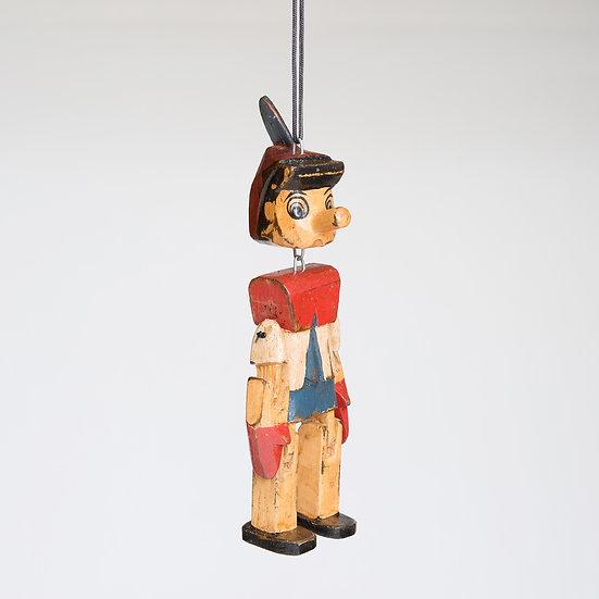 Hanging Mini Pinocchio