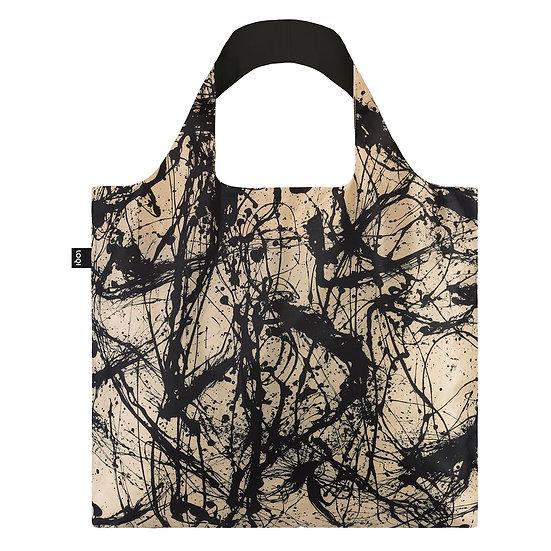 LOQI Shopping Bag - Museum Collection - Jackson Pollock
