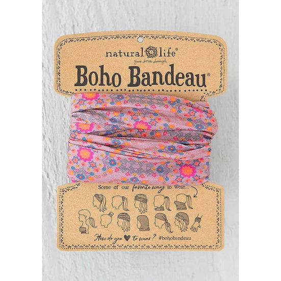 Natural Life Boho Bandeau - Pattern