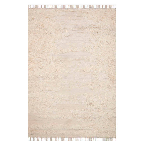The Abbot Natural / Ivory by Ellen DEgeneres x Loloi(153x229)