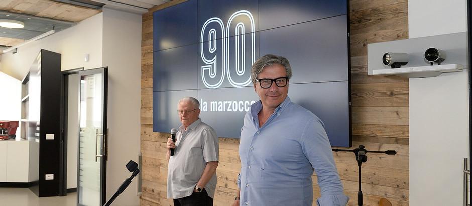 Vores team i Oslo har mødt Guido Bernardinelli: CEO i La Marzocco International