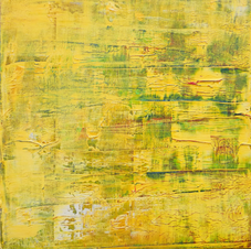 Mellow Yellow 18x18