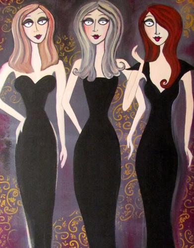 Liquid Ladies #3