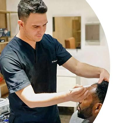 DHI Hair Transplant Turkey   Vita Estetic   Dr Kinyas
