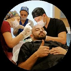 DHI hair transplant Turkey   DHI in Turkey   Dr Kinyas