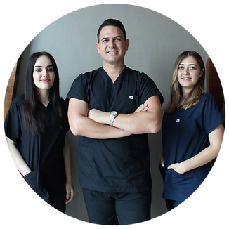 Dr Kinyas DHI Hair Transplant with the team profile Photo.png