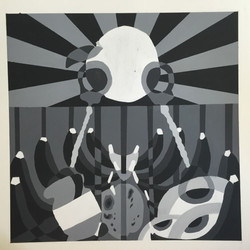 Peace and Justice Poster