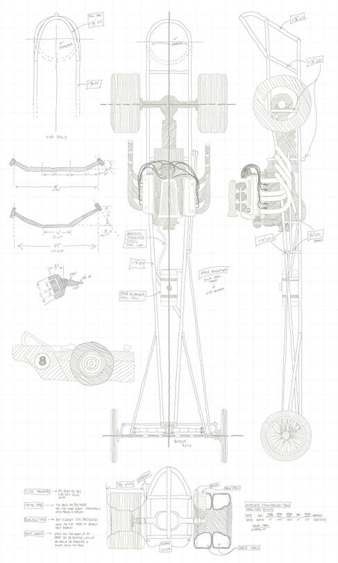 FED Dragster Plans (2014-16)