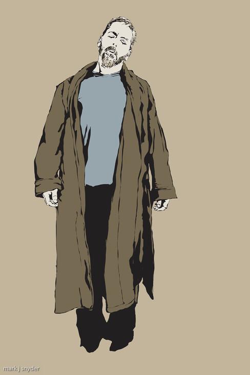 Robed Man (2009)