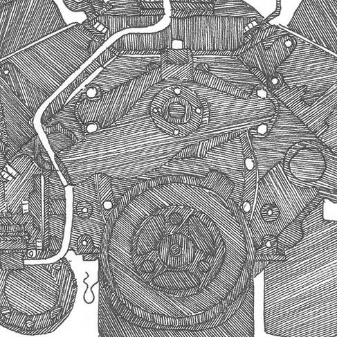 SBC350 detail