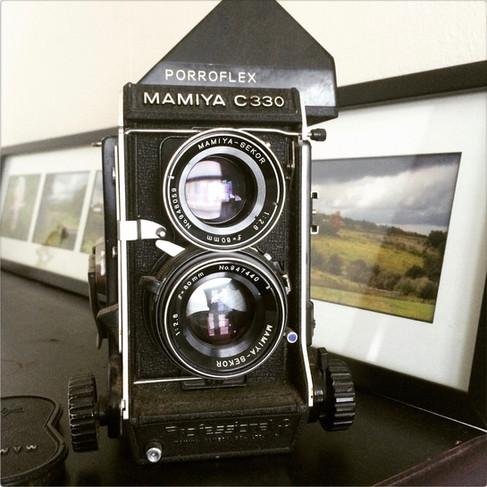 Mamiya 330C