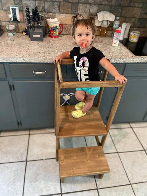 Kitchen Helper Stool