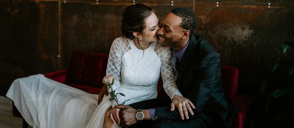 Winter & Derrick | Wedding Styled Shoot