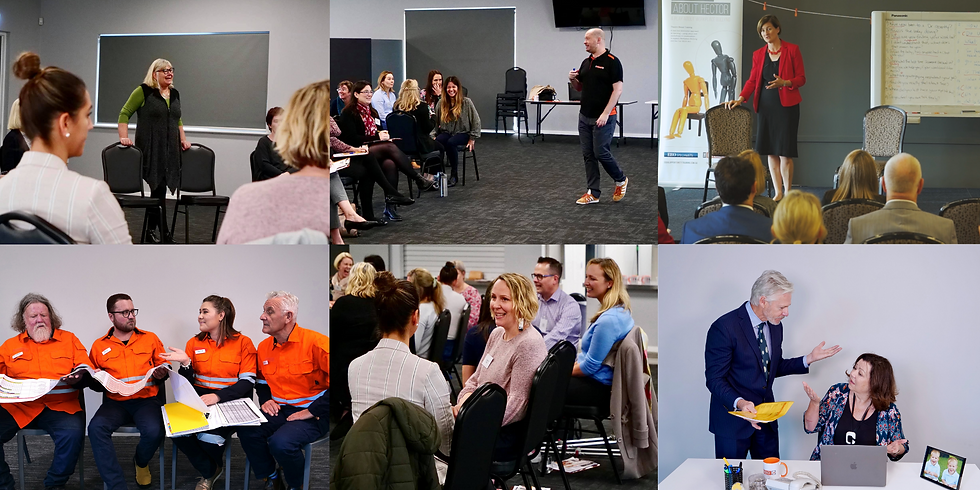 Training Delivered Differently Showcase - Exploring Workplace Law & Experiential Training